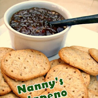 Nanny's Jalapeno Pepper Jelly