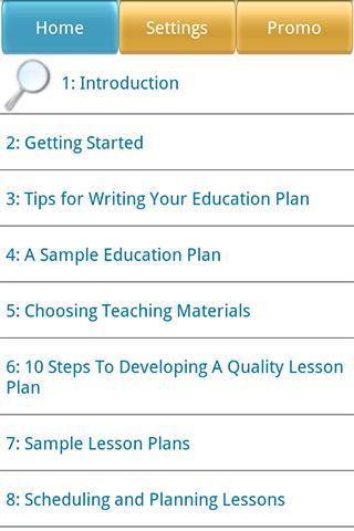 【免費教育App】Guide to Homeschooling-APP點子
