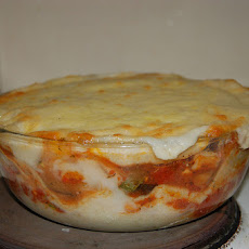 Vegetable Lasagna (Low Fat)