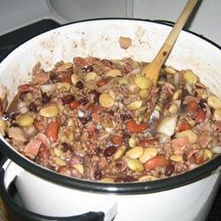 bean bean bake cdkitchen kidney beans butter beans lima beans and 7 ...