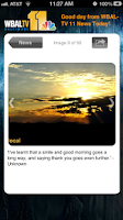 Screenshot of Alarm Clock WBAL-TV 11