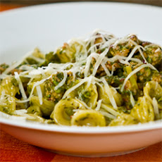 Orecchiette Pasta With Fresh Sausage And Sauteed Rapini