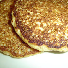South Beach Diet Oatmeal Pancakes