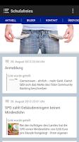 Screenshot of Schufa Freies