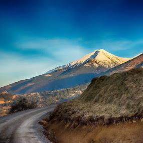 Pietrosul Rodnei © Costel Ciobanu by Costel Ciobanu - Landscapes Mountains & Hills