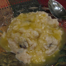 Carolina Gold Rice Pudding
