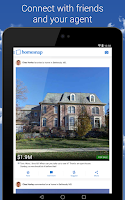 Screenshot of Homesnap Real Estate