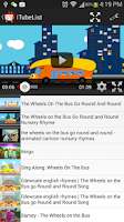 Screenshot of iTubeList - Kids YouTube