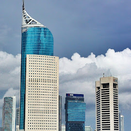 menara BCA by EKo ArieBowo - Buildings & Architecture Office Buildings & Hotels