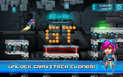 Gravity Guy 2 - screenshot