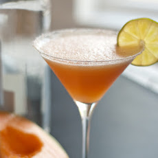 Cantaloupe Fiesta Cocktail