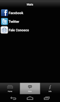 Screenshot of Mirante FM
