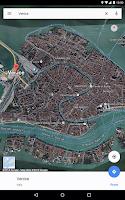 Screenshot of Maps