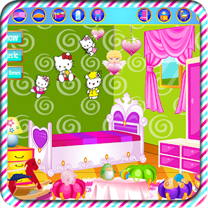 Game baby room decorating games apk for windows phone for Baby room decoration games online