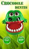 Screenshot of Crocodile Dentist Game(Cute!)