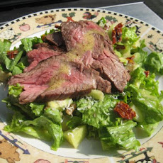 Leftover Steak Salad