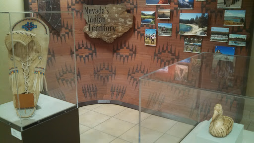 Nevada's Indian Territory Exhibit