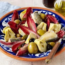Spanish Olive Winter Salad