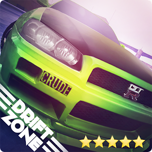 Cover art Drift Zone