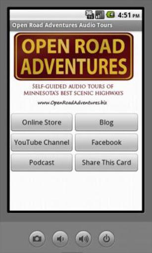 Open Road Adventures Minnesota