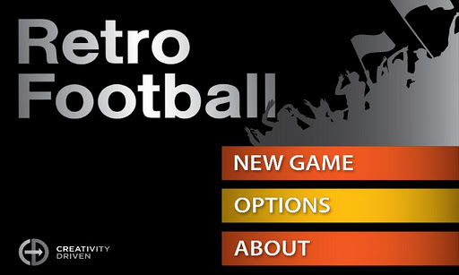 Retro Football - screenshot