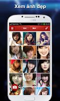 Screenshot of Tapmee: Tán Tỉnh & Hẹn Hò