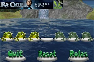 Screenshot of Frog Jump