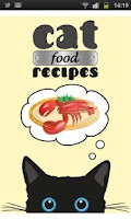 Screenshot of Cat Food Recipes