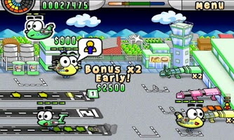 Screenshot of Airport Mania: First Flight XP