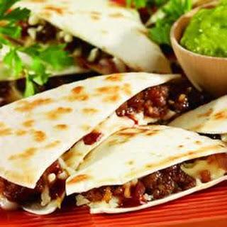 Bbq Quesadilla Recipes
