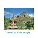 Travel to Edinburgh icon