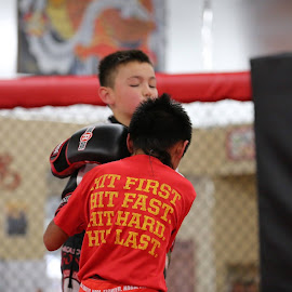 hit 1st, hit fast by Russell Harvey - Sports & Fitness Boxing