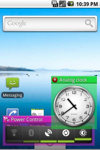 Widget Window