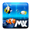 [Live] MXHome Theme Aquarium icon