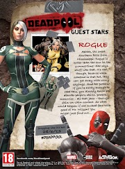 More co-stars revealed for Deadpool including Wolverine and Rogue
