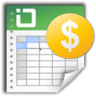 Management invoices and quotes icon