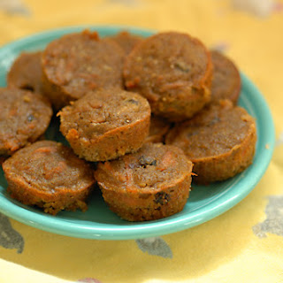 No Fat Carrot Muffins Recipes