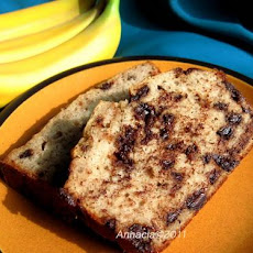Fool Proof Chocolate Chip Banana Bread