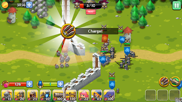 Screenshot of Kingdom Tactics