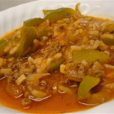 Stuffed Pepper Soup II