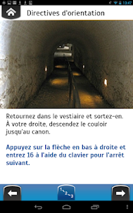 Explora Forts de Lévis FR - screenshot