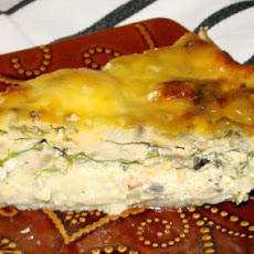 Quick Quiche or Pie Crust