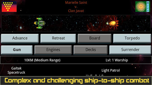 star-traders-international for android screenshot