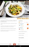 Screenshot of Koken met Aanbiedingen
