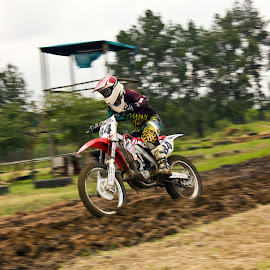 Focus by Henrico Pretorius - Sports & Fitness Motorsports ( motorcycles, panning, honda, motorcross, mx )