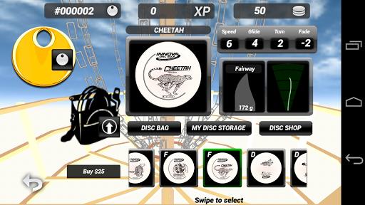 Disc Golf Bag Tag Challenge - screenshot