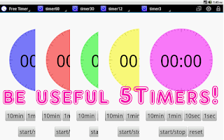 Screenshot of Autism,ASD Visual Aids Gtimer