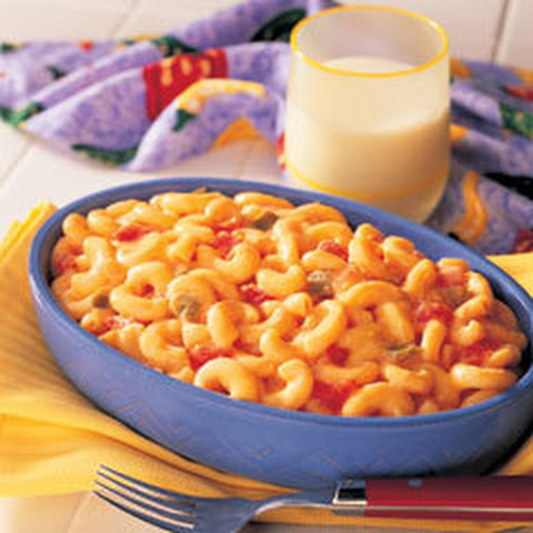 Salsa Macaroni & Cheese