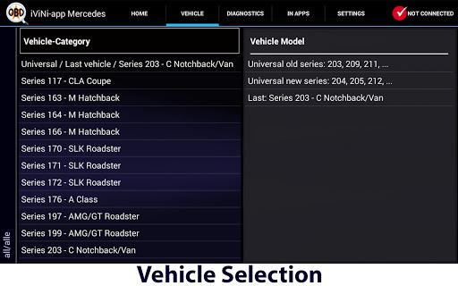 Carly for Mercedes - screenshot