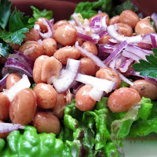 Tuscan Bean and Onion Salad